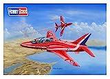 ホビーボス 1/48 エアクラフトシリーズ イギリス空軍 レッドアローズ ホークT.1/1A プラモデル 81738