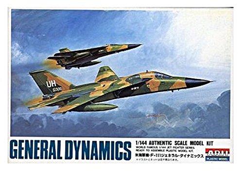 1/144 ジェットファイターシリーズシリーズ ジェネラル・ダイナミックス