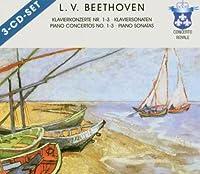Beethoven: Piano Concertos Nos. 1-3; Piano Sonatas Nos. 1, 2 & 4 [Germany]