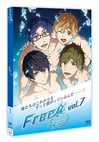 Free! -Eternal Summer- (初回版) 全7巻セット [DVDセット]