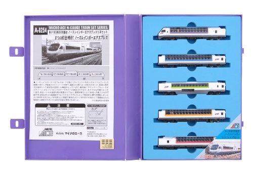 Nゲージ A8254 キハ183系5200番台 ノースレインボーエクスプレス 5両セット