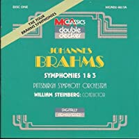 Symphony No.1 & 3, No.2 & 4: William Steinberg / Pittsburgh Symphony Orchestra