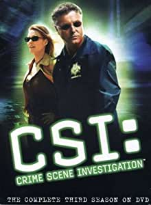 Csi: Complete Third Season [DVD] [Import]