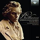 BEETHOVEN/ COMPLETE PIANO CONCERTOS