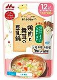 おうちのおかず 鶏肉と舞茸の豆乳鍋 100g