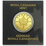 【1g メイプルリーフ金貨】 メイプル金貨 1g カナダ王室造幣局発行 1gの純金 24金 ゴールド コイン