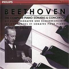 アラウ(P) ベートーヴェン ピアノソナタ&ピアノ協奏曲全集の商品写真
