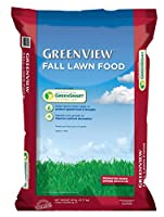 GreenView Fall Lawn Food - 48 lb. bag Covers 15000 sq. ft [並行輸入品]