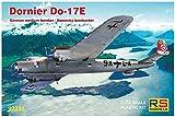 RSモデル 1/72 ドイツ軍 ドルニエ Do-17E プラモデル 92235