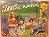 Barbie Pool Party 25Piece Set–Item No。7321