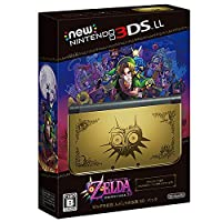 Newニンテンドー3DS LL ゼルダの伝説 ムジュラの仮面 3D パック【メーカー生産終了】
