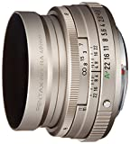 PENTAX リミテッドレンズ 標準~中望遠単焦点レンズ FA43mmF1.9 Limited シルバー Kマウント フルサイズ・APS-Cサイズ 20170