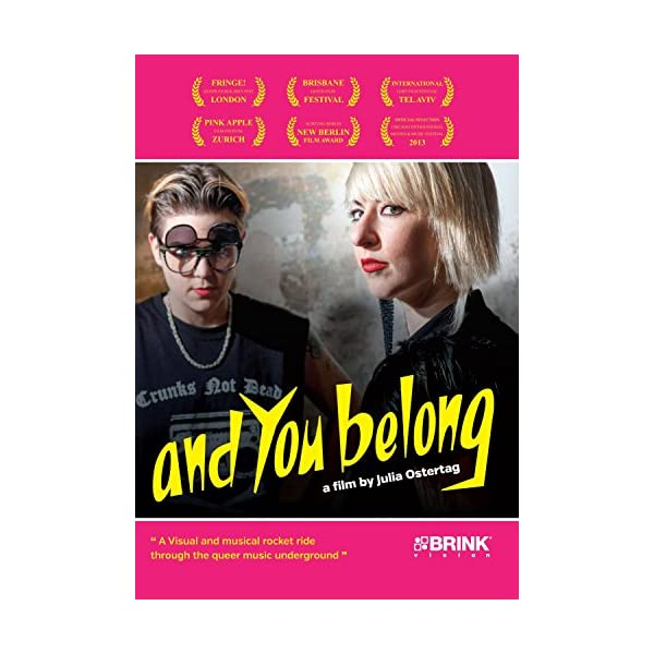 And You Belong [DVD] [Im...の商品画像