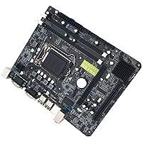 RaiFu マザーボード プロ H55 A1 LGA 1156 DDR3 RAM 8G ボード デスクトップ コンピュータマザーボード 6チャンネル メインボード