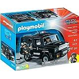 PLAYMOBIL 5674 Tactical Unit Car Playset
