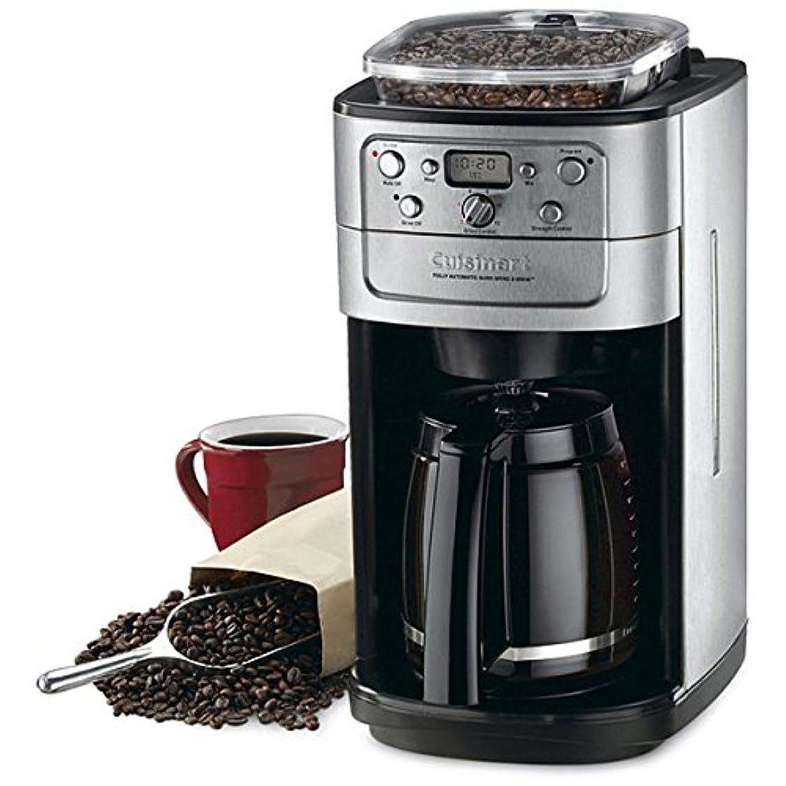 圧縮されたルーフ革新Cuisinart クイジナート コーヒーメーカー DGB-700BC  並行輸入品