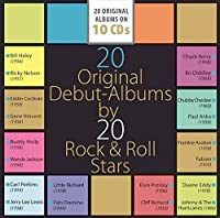 20 Original Albums Rock + Roll by Various Artists (2015-01-01)