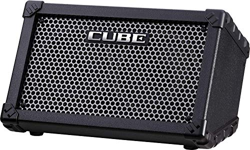 Roland Battery Powered Stereo Amplifier ブラック CUBE-ST