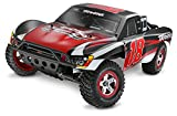 Traxxas RTR 1/10 Slash 2WD 2.4GHZ with 7 Cell Battery and Charger - BLUE並行輸入