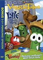 VeggieTales: Lyle the Kindly Viking / 3-2-1 Penguins Double Feature [DVD] [並行輸入品]