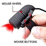 Mini Optical USB Finger Mouse 1200 DPI