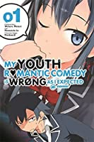 My Youth Romantic Comedy Is Wrong, As I Expected @ comic, Vol. 1 - manga (My Youth Romantic Comedy Is Wrong, As I Expected @ comic (manga)) by Wataru Watari(2016-05-31)