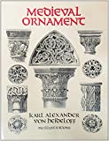 Medieval Ornament: 950 Illustrations (Dover Pictorial Archive) 画像
