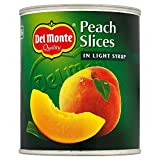 Del Monte Peach Slices in Syrup (227g) デルシロップでモンテ桃のスライス( 227グラム)