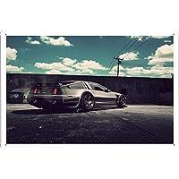 自動車の金属看板 ティンサイン ポスター / Tin Sign Metal Poster (J-CAR02345)