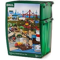 Brio Railway World Deluxe Set [並行輸入品]
