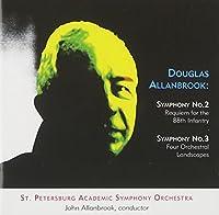 Symphonies 2 & 3