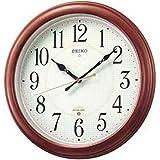 SEIKO CLOCK (セイコークロック) 掛け時計 スタンダード 電波時計 ツイン・パ KS275B