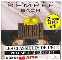 Wilhelm Kempff Plays Bach: Piano Works & Transcriptions (2 CDs) (1993-10-04)