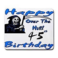 Over the Hill 45th誕生日マウスパッド