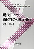 現代日本の市民社会・利益団体 (現代世界の市民社会・利益団体研究叢書 (1))