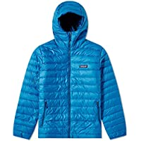 [パタゴニア]Patagonia Men's Down Sweater Hoody メンズ ダウン セーター フーディ 84701 Balkan Blue BALB (USサイズ) [並行輸入品]