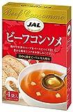 JAL ビーフコンソメ 4袋 ×5個
