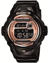 カシオ CASIO Baby-G ベビーG BG-169 G-1 ブラック Pink Gold Series 海外モデル ピンクゴールドシリーズレディース 腕時計 女性用 時計 ウォッチ 【逆輸入品】