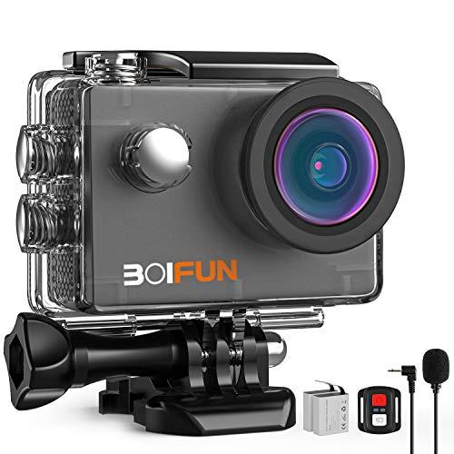 BOIFUN アクションカメラ B07X4HB9BF 1枚目
