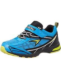 [シュンソク] 運動靴 通学履き 瞬足 防水 軽量 17~26cm 2E キッズ 男の子 女の子