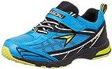 [シュンソク] 運動靴(通学履き) 防水 Hi-STANDARD 17cm~26cm 2E ブルー 18.5 cm