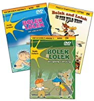 Bolek and Lolek Combo Pack