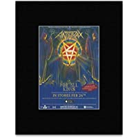Anthrax - For All Kings Mini Poster - 40.5x30.5cm
