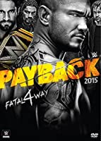 Wwe: Payback 2015 [DVD] [Import]