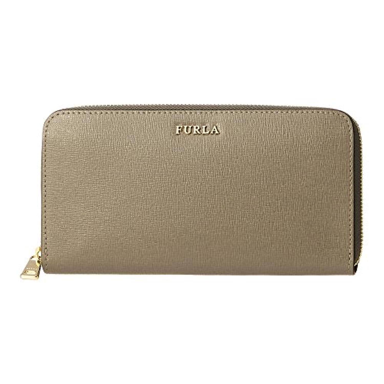 フルラ(FURLA) 長財布(ラウンドファスナー) PR82 B30 903605 バビロン グレー系 [並行輸入品]