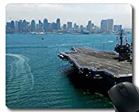Yantengマウスパッド、空母USS Kitty Hawk WarshipゲーミングマウスパッドMulti YT77