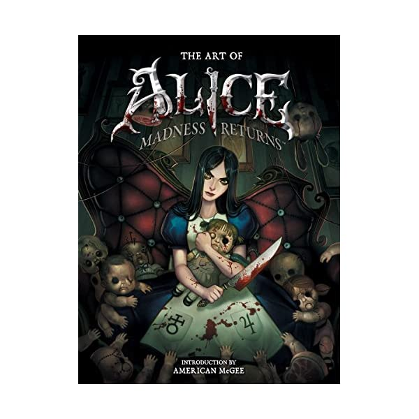 The Art of Alice: Madnes...の商品画像