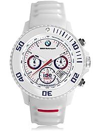 [アイスウォッチ]ICE-WATCH BMW Motorsport by Ice-Watch - Chrono - White - Big Big BM.CH.WE.BB.S.13  【正規輸入品】