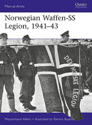 Norwegian Waffen-SS Legion, 1941-43 (Men at Arms)