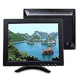 Toguard 液晶ディスプレイ10インチTFT LCDカラーBNC HDMIモニター  PCセキュリティカム DVR監視システム用